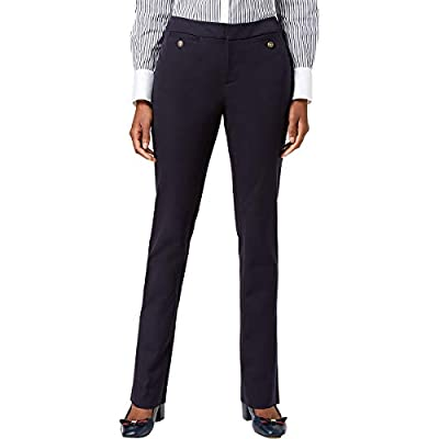 Charter Club Slim-Leg Ankle Pants at  Women's Clothing store
