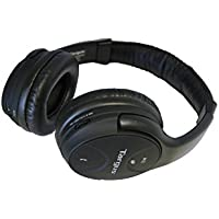 Targus TA44HP-BLK-STP Bluetooth Headphones, Black