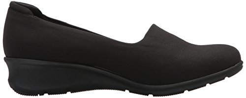 Anne Klein Womens Sasha Fabric Loafer Black mDhfRjO9qQ
