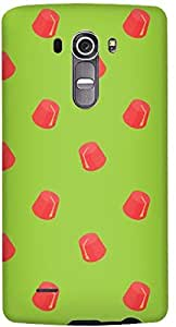 Stylizedd LG G4 Premium Slim Snap case cover Matte Finish - Dancing Tarbouche