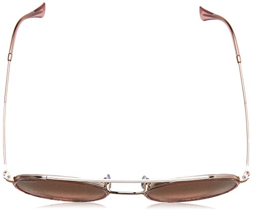 Gradient Ban Gafas Ray Adulto Brown Sol Rosa 0RB3647N Unisex Copper de Bronze P7nwO4nq