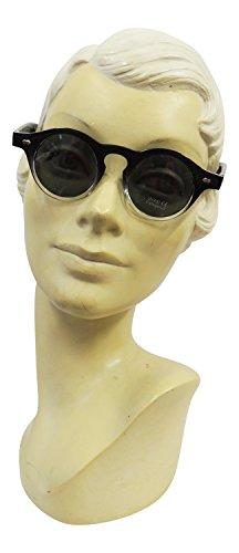 années Viva mode rétro de style années la Rosa 30 vintage 1920 femmes années NEUF Noir Lunettes UV400 soleil 40 rwgarY
