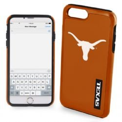 Texas Longhorns Impact TPU 2-Piece Dual Hybrid iPhone 8 / iPhone 7 / iPhone 6 / iPhone 6s - 4.7
