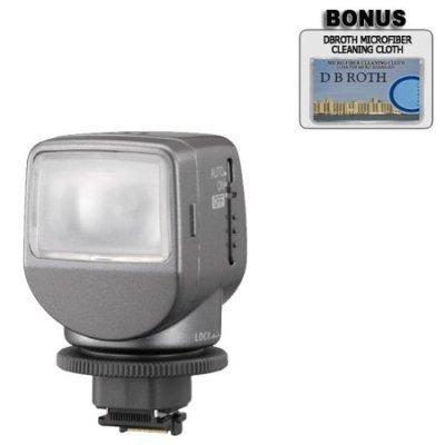 Digital Concepts CV-1800R 3-Watt Camcorder Video Light For The Sony DCR-DVD103, DVD108, DVD308, DVD408, DVD508, DVD610, DVD650, DVD703, DVD705, DVD708, DVD710 DVD Camcorders