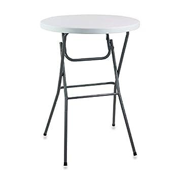 Amazon De Merschbrock Trade Gmbh Stehtisch Tisch Kunststoff