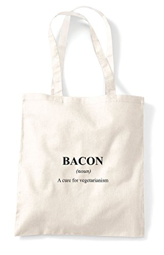 Dictionary Definition Alternative Tote Bag The In Bacon Funny Not Shopper Natural FEYAnSAqd