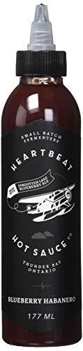 Heartbeat Hot Sauce - Blueberry Habanero ()