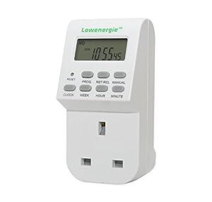 noma outdoor digital timer manual
