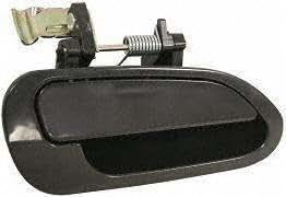 98 02 Honda Accord Sedan Rear Door Handle Rh Passenger Side Outer Black 1998 98