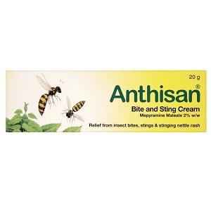 - Anthisan Bite & Sting Cream 20G X 5 Paack