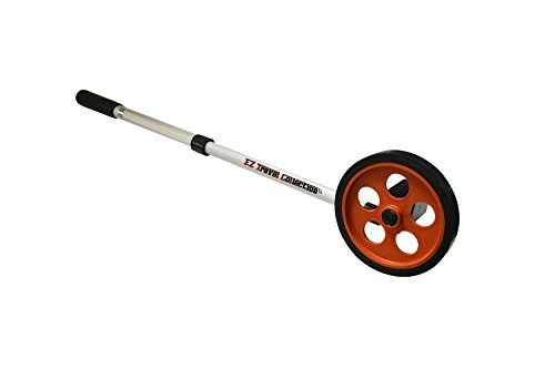 Telescopic Walking Wheel Measuring Tape (1,000 Feet Reader) by EZ Travel Collection by EZ Travel Collection