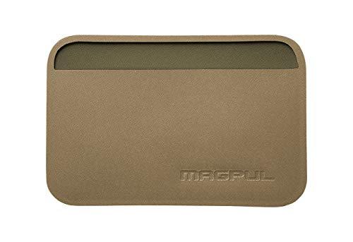 Magpul DAKA Essential Tactical Slim Minimalist Credit Card Holder Travel Wallet EDC Gear, Flat Dark Earth ()