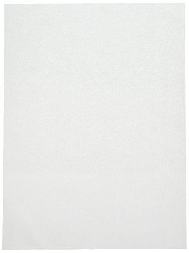 Pan Sheet Liner (2dayShip Premium Quilon Parchmet Paper Baking Sheets, Pan liner, White, 12 X 16, 300 Count)