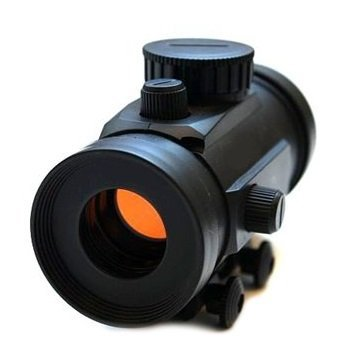Velocity Airsoft VA11 Two-Way Adjustable QAE Airsoft Gun Red Dot Scope, Perfect for Any Airsoft Gun