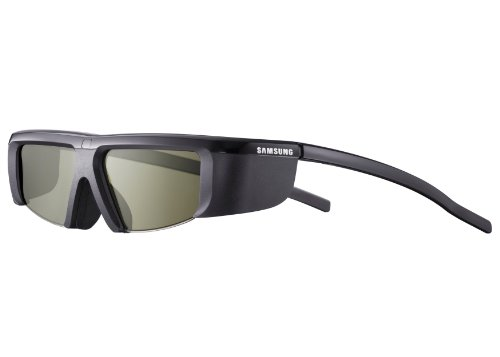 Samsung SSG-2100AB Battery 3-D Glasses - Black