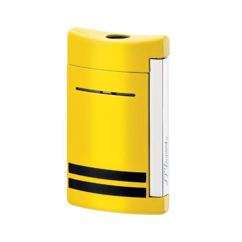 S.T. Dupont Minijet Sport Lighter - Yellow Speed 10048 by S.T. Dupont