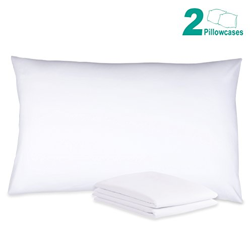 adoric-300-thread-count-brushed-microfiber-queen-size-pillowcase-covers-white