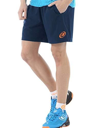 Bull padel Pantalon Corto BULLPADEL IRI Azul: Amazon.es ...