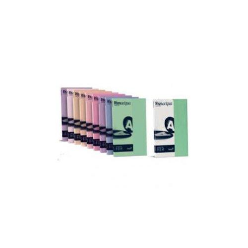 FAVINI carta rismacqua small a4 200gr 50fg verde chiaro A69P544