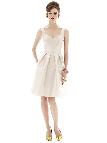 Alfred Sung Wedding Skirt - 6
