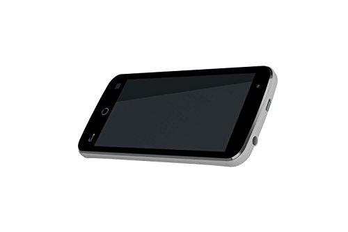 """NUU Mobile X3 4.5"""" qHD LTE 8GB Unlocked GSM Dual-SIM Smartphone with 2-Year Ltd Warranty"""