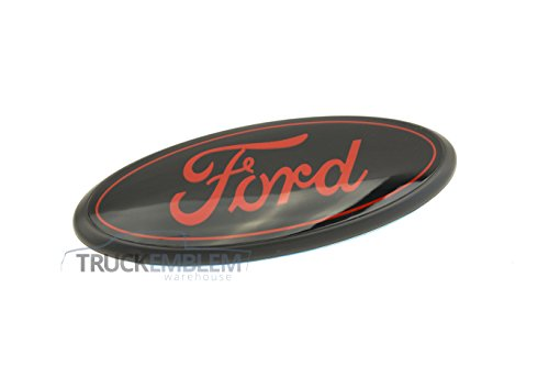 1 New Custom RED and Black 05-10 F250, F350, F450, F550 9