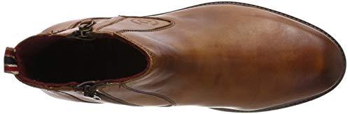 Marrón 321618304100 Hombre Clasicas Botas 6300 Bugatti Para cognac wzXqCxw6a