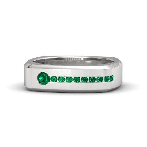 keyhole ring - 8
