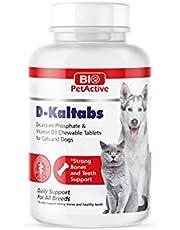 Biopetactive D-Kaltabs 84 Tablet