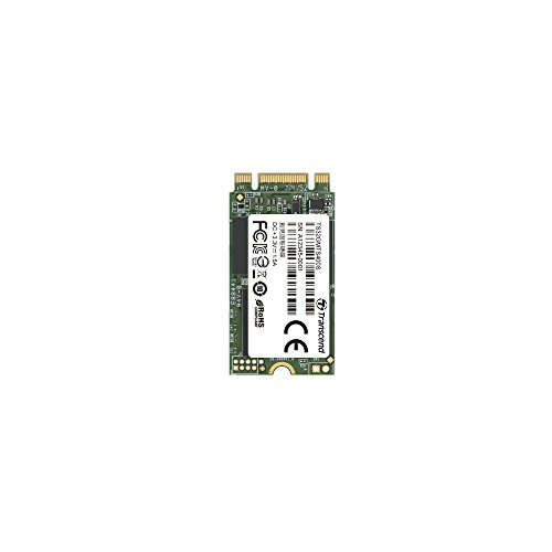 Transcend 32GB SATA III 6Gb/s MTS400 42 mm M.2 SSD Solid State Drive (TS32GMTS400S) by Transcend