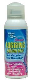 3 Pack Clean Air Genie Fogging Air Fresheners