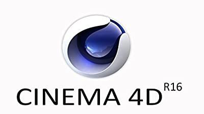 Cinema 4D R16 Studio Commercial license [Digital download]