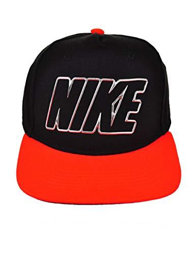 Nike Little Boy's Crystal Club Crimson/Black Snapback