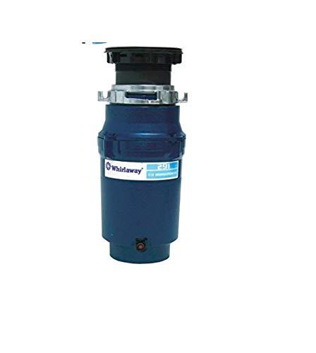 Anaheim 291-pc Whirlaway Garbage Disposal with Plug, 1 2 hp