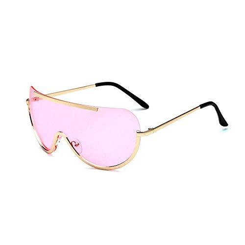 Gafas Sol Siamesa Metal A Fatiga 2 Anti ultravioleta Cómodo Ultraligero Marco gg Protección Pieza 3 Anti Los Viento Polarizadas Para Zyg Equitación Prueba De Ojos H5qxv1t