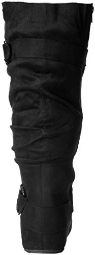 Slouch Augusta Calf Boot Black Co 02wc Brinley Women's Wide w1WqE6xxBI