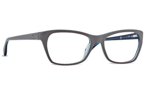 Ray-Ban RX5298 Eyeglasses-5389 - Eyeglasses Ray Gray Ban