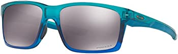 Oakley Men's Mainlink 57 mm Rectangular Sunglasses