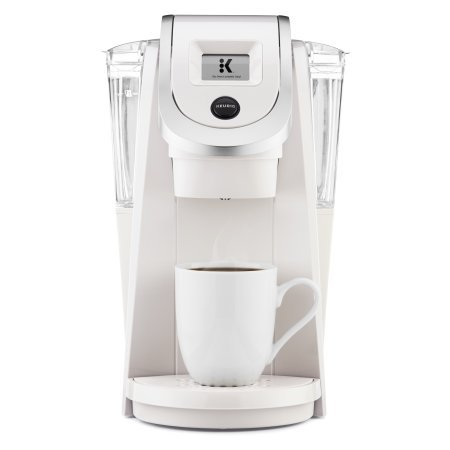 Keurig K200 Plus Series 2.0 Single Serve Plus Coffee Maker Brewer – Sandy Pearl