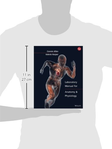 Laboratory Manual for Anatomy and Physiology, Binder Ready Version by Wiley