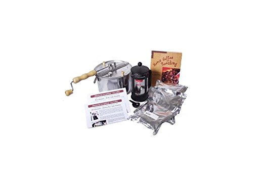 Whirley-Pop Coffee Roasting Kit