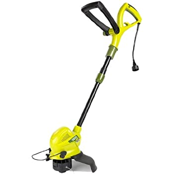 how to use a manual grass edger