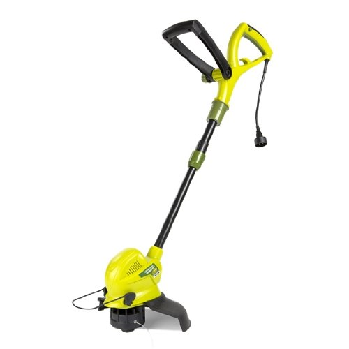 Sun Joe TRJ601E Trimmer Joe 4-Amp Electric Grass Trimmer/Edger, 12-Inch