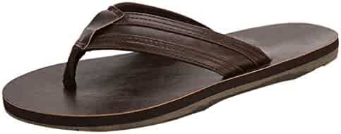 ad2c35d3f iLXHD Men s Flip-Flops Summer Beach Breathable Shoes Sandals Male Slipper  Flip-Flops Flat