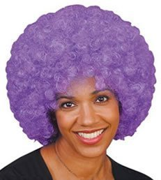 ss Pop Afro Wigs for Costumes & Outfits Accessory by Just For Fun (Pop Afro Wig)