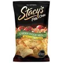 Stacy's Chip Pita Grdn Veg Mdly 7.33 OZ (Pack of 12) ( Value Bulk Multi-pack)