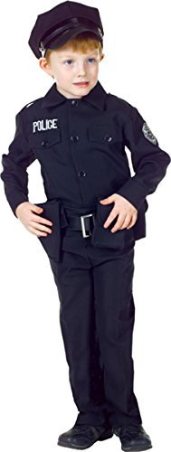 [Morris Policeman Set, Small (4-6 Months)] (Police Costumes For Men)