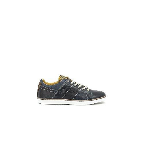 Bullboxer 399-K2-5597A Zapatos de cordones Hombre azul, EU 43