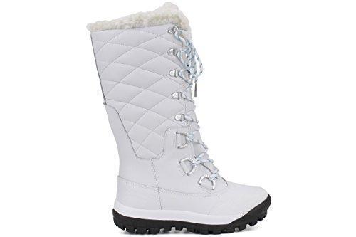 BEARPAW Women's Isabella Snow Boot White