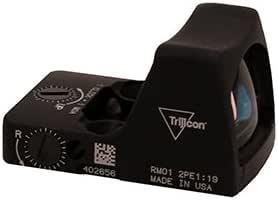 Trijicon RMR/LED RMR Type 2 3.25 MOA LED Red Dot Sight